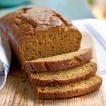 Coconut Pumpkin Nut Bread