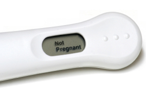 Infertility Pregnancy Test